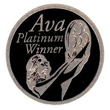 ava platinum award